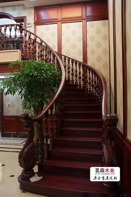 哈尔滨楼梯定做首选茗森