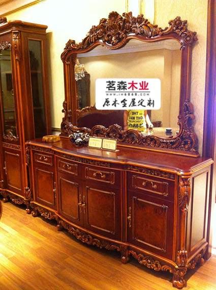 北京欧式梳妆台定制